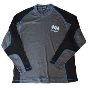 Helly Hansen Mens 3XL Long Sleeve Pullover Shirt